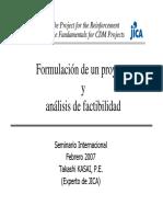 Microsoft PowerPoint - Formulacion de Un Proyecto y Analisis de Factibilidad-KASAI