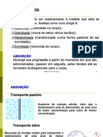 AULA Farmacocinetica e Farmacodinamica