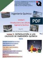 Introducción a los calculos en ing. quimica