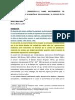 Aglomeraciones Territoriales Como to de Desarrollo