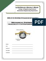 Lab 5 Modeling of a Car Suspension System_v3