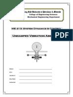 Lab 9_undamped Vibration Absorber_v3
