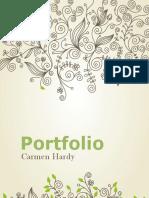 Portfolio - Carmen Hardy