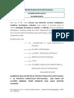 Proyecto y Planificacion 2014 GUIAAA