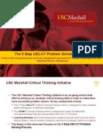 5 Step USC-CT Problem Solving Process (1)