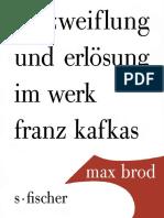 [Max Brod] Verzweiflung Und Erlösung Im Werk Fran(BookZZ.org)