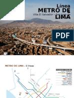 1.METRO DE LIMA