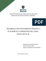 ROMINA SÁNCHEZ_DESARROLLO DEL PENSAMIENTO CREATIVO Y EL HUMOR EN LA PERCEPCIÓN DEL CLIMA SOCIAL ESCOLAR_REVISADO.pdf
