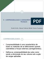 9 - Compressibilidade 2015-1 - Recalquesn v. 2