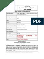 B - Anexo LXXI Formulacion Del Proyecto Productivo FAPPA-PROMETE