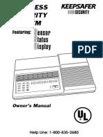 Ssd16 Manual