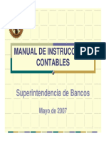 Manual de Instrucciones Contables