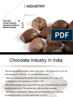 Chocolate Industry