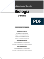 Biología Docente 2º Medio