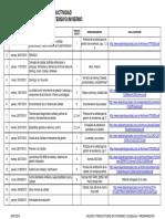Calidad y Productividad 2013 Invierno -Clases