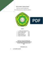 Laporan Manajemen Lab (Posac)