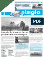 Edicion Impresa El Siglo 03-04-2016