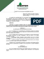 Res.20 2010 Normas Para Estagios