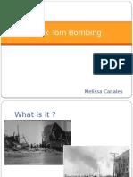 Black Tom Bombing