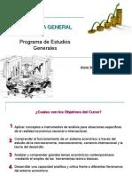 Economia General- Cap. 1 - Objeto de La Economia (1)