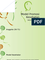 Model Promkes