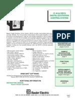 DECS15 Product Bulletin