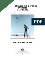 MANPADS Info Kit