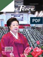 Revista Paz Verdadera Marzo