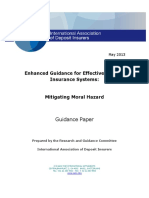 IADI Mitigating Moral Hazard Enhanced Guidance 2013-05