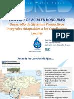 Cosechas de Agua en Honduras-espanol