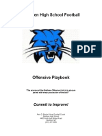 BHS Offensive Playbook