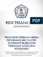 PPT Outline Rini