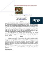 Pembuatan DNT dengan Proses Nitrasi