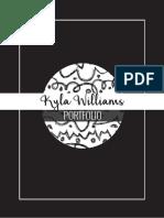 P9 Portfolio - Kyla Williams