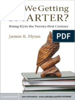 Are We Getting Smarter - Rising IQ in the Twenty-First Century (2012)