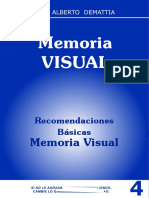 Memoria Visual 4