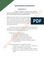 ADL 34 Recruitment Selection & Retention V2
