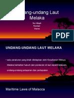 Undang-undang Laut Melaka.pptx