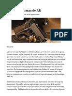 American Rifleman _ Top 10 Las Armas de AR