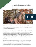 American Rifleman _ Rimfires Para La Siguiente Generación