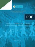 Envejecimiento Demografico Colombia 1951 2020