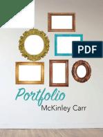 Mckinley Carr Portfolio