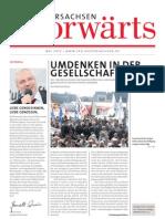 Niedersachsen-Vorwärts Mai 2010