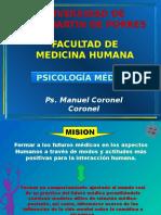 Clase 01 (Psic Medica - Mente y Cuerpo - Salud y Enfermdad)