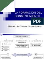 Formacion Del Consentimiento[1]