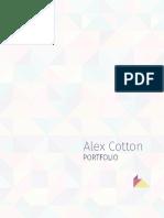 Alex Cotton Design Portfolio