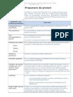 Anexa 1-Propunere de Proiect