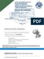 Apreciacion General