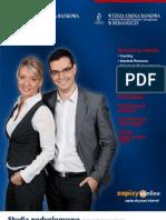Informator 2010 - Studia podyplomowe - Wyższa Szkoła Bankowa w Toruniu i w Bydgoszczy