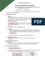 Zona Norte_convocatoria Bajo Locación de Servicios Flv - Eg 2016_ampliacion